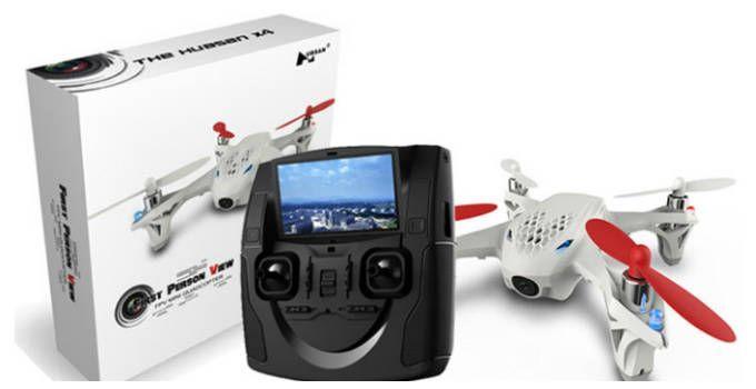 Hubsan X4 FPV - Mini Drone