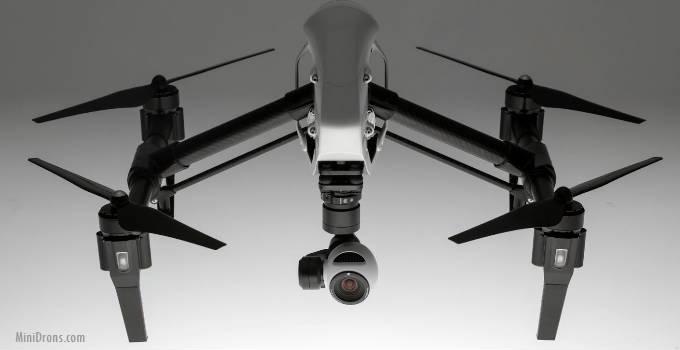 DJI Inpire one drone