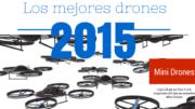 Los mejores drones en 2015