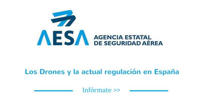 Leyes Drones en España
