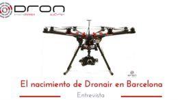 Dronair: empresa de drones en Barcelona