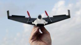 powerup fpv parrot-drone de papel