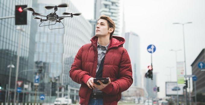 Empresas emergentes de drones