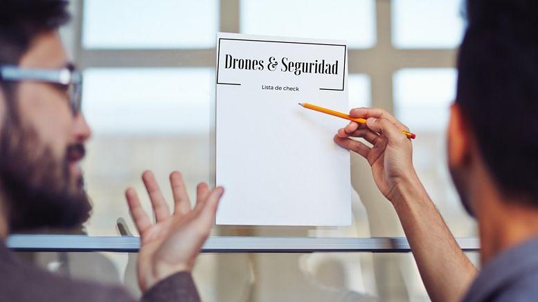 Drones y seguridad