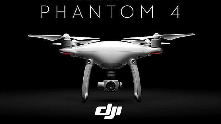 Phantom 4 mini drones