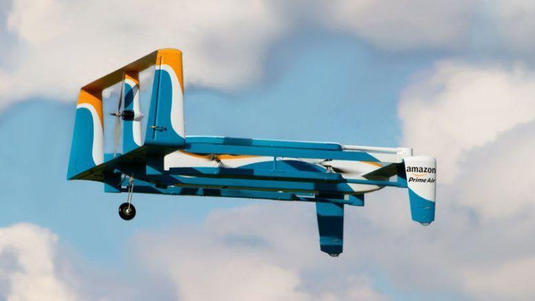 Amazon Prime Air prototype