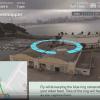 carreras de drones y realidad aumentada