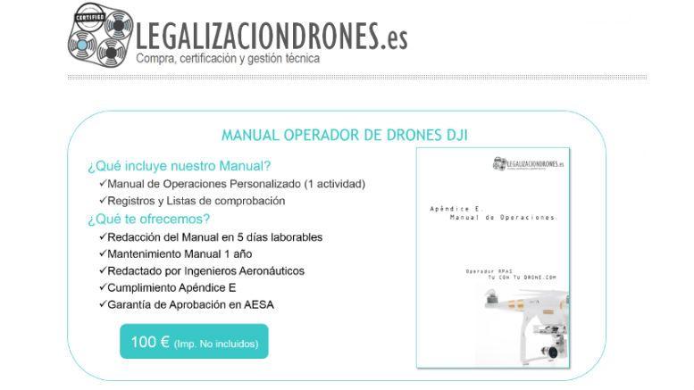 legalizacon drones
