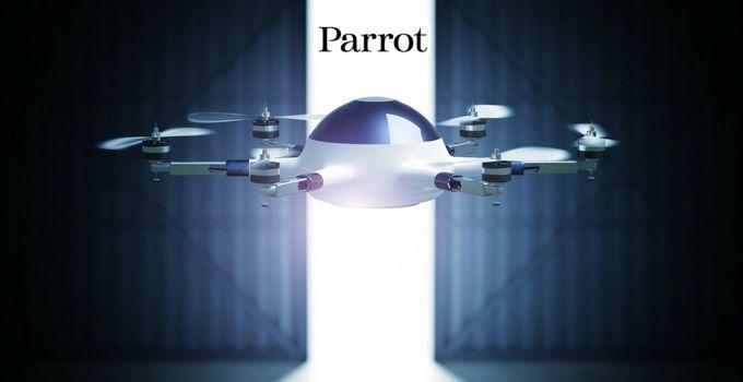 Mini drones de Parrot