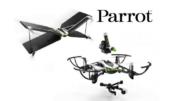 Mini drone Parrot Swing y Mambo